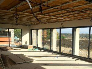 aide financière pour une baie vitrée