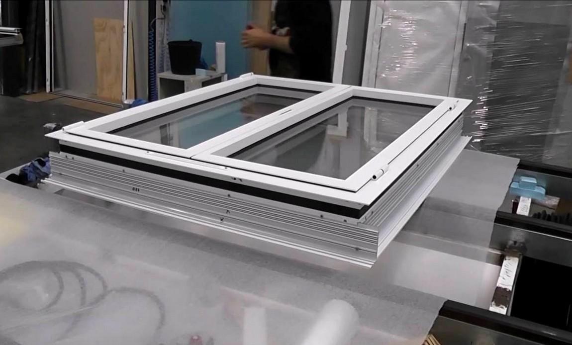 Matériaux d'une baie vitrée : PVC, bois, aluminium ou les trois